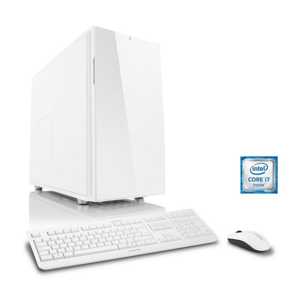 CSL Gaming PC   i7-6700K   GeForce GTX 1060   16GB DDR4   240GB SSD »HydroX T7090 Wasserkühlung«