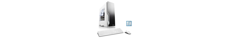 CSL Gaming PC | Core i5-6600 | Radeon RX 470 | 16 GB DDR4 RAM | SSD »Speed T5698 Windows 10 Home«