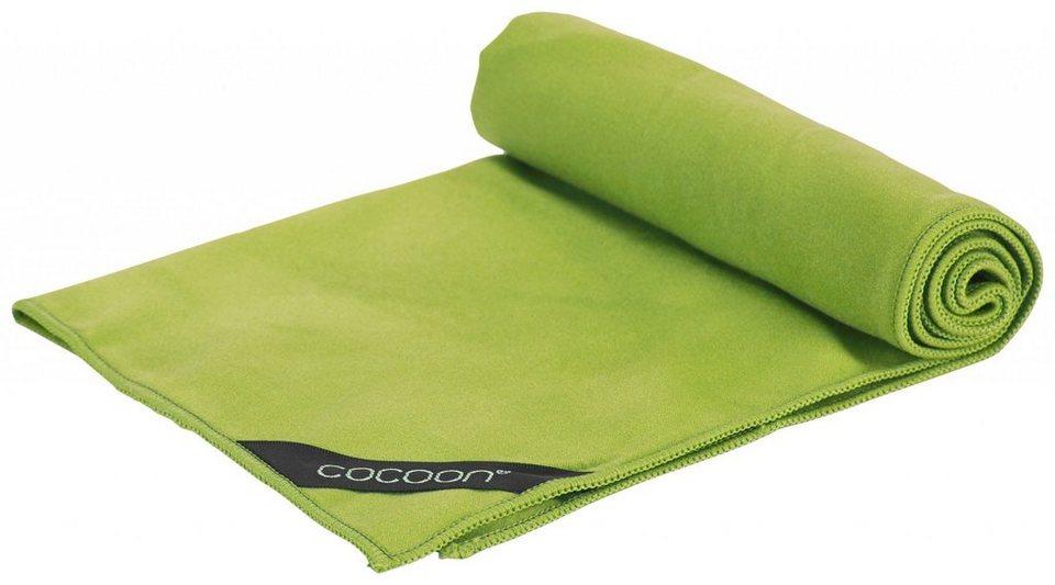 Cocoon Reisehandtuch »Microfiber Towel Ultralight Small« in grün