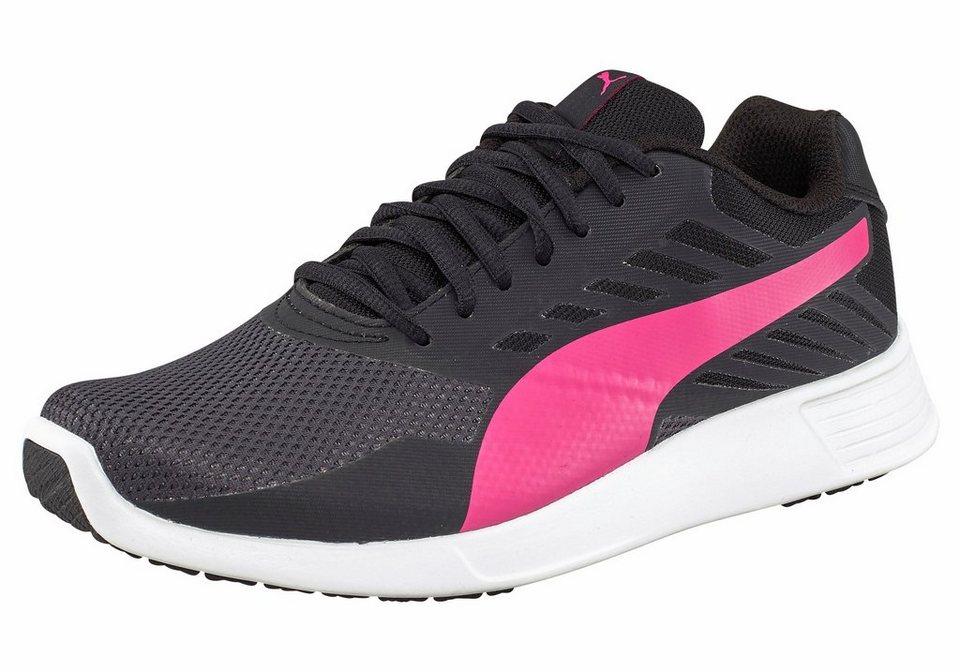 PUMA »St Trainer Pro« Sneaker in schwarz-pink