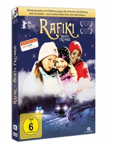 DVD »Rafiki - Beste Freunde«