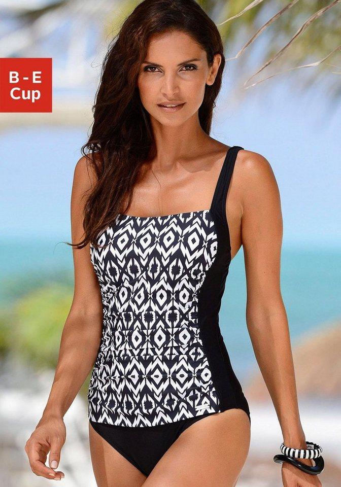 LASCANA Badeanzug im trendigen Ethno-Design kaufen   OTTO 03ffd9a73f
