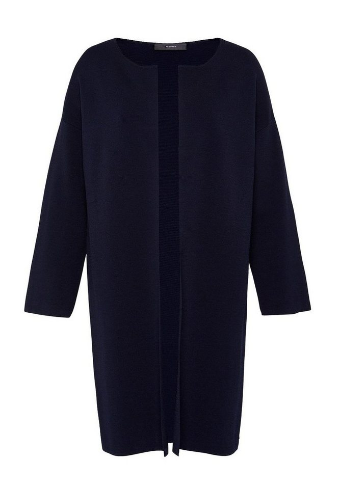 HALLHUBER Long Cardigan im Kimono-Cut in marine
