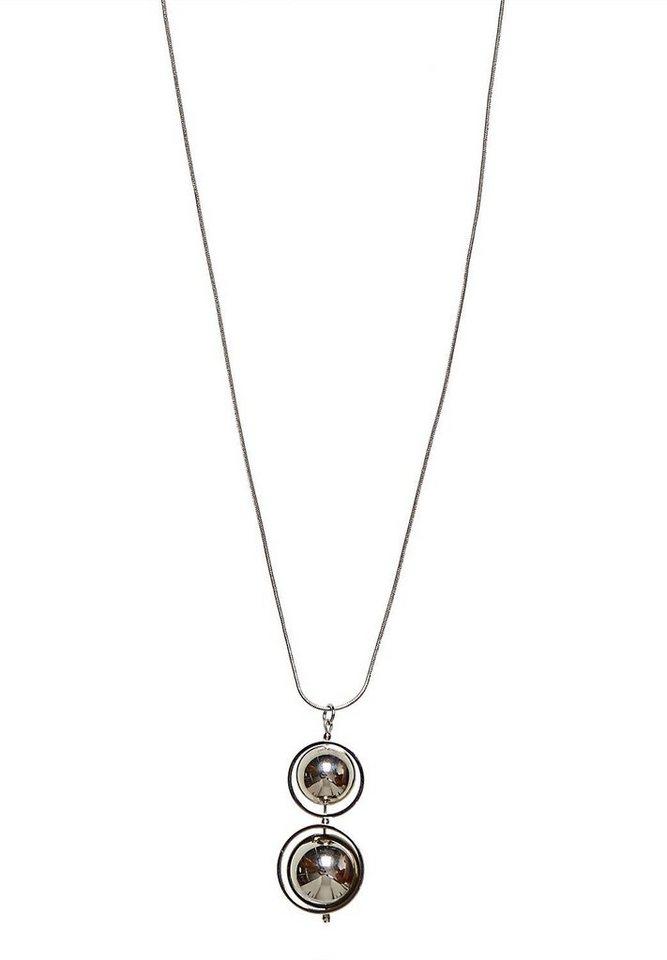 maysa jewelry mond damen halskette mit anh nger aus. Black Bedroom Furniture Sets. Home Design Ideas