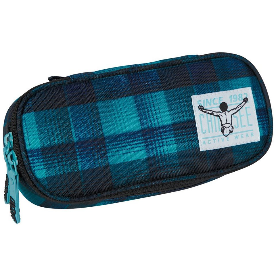 Chiemsee Federmappe »PENCASE« in checky chan bl