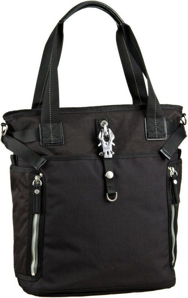 George Gina & Lucy Fire Frei in Black