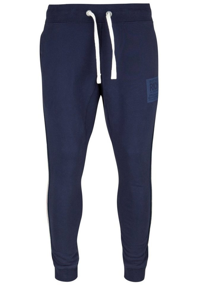 Better Rich Sweathose »PANT SQUARE« in rugby blue