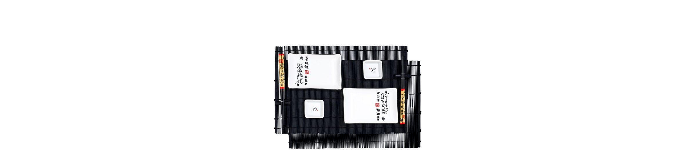 BUTLERS DRAGON »Sushi-Set 10-tlg.«