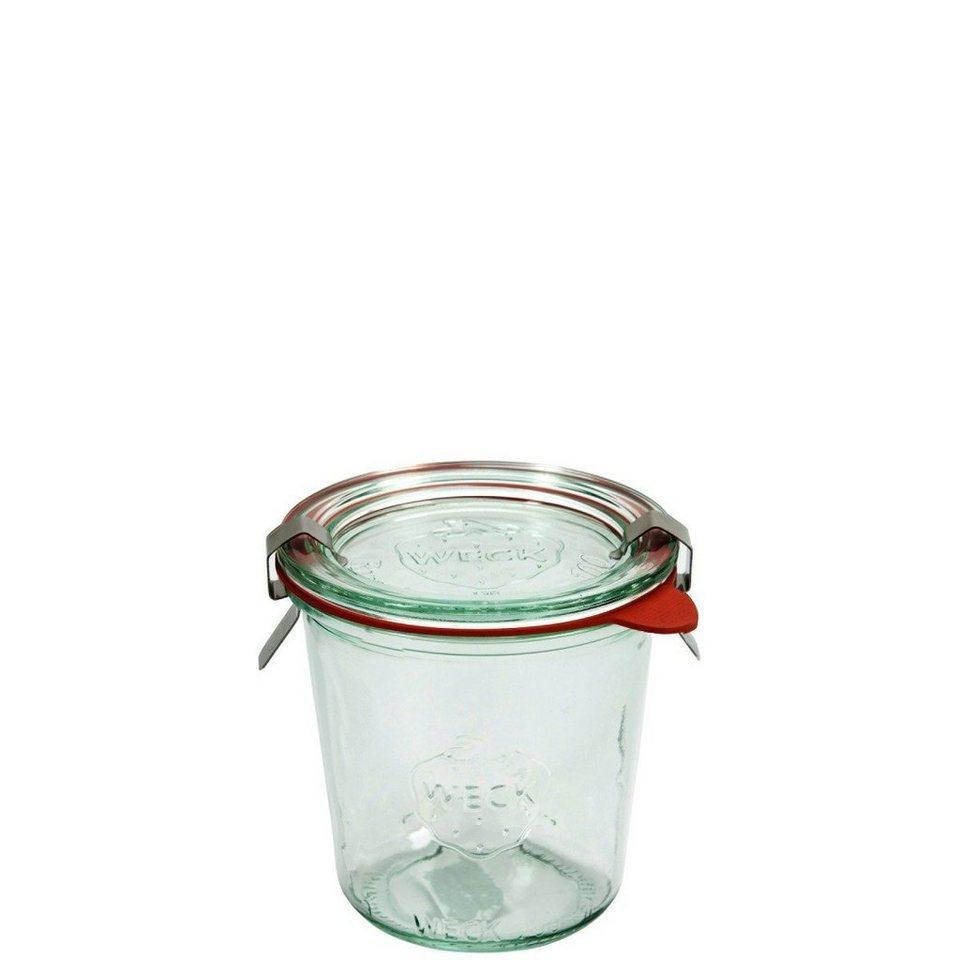 BUTLERS WECK »Einkochglas Sturzform« in Transparent