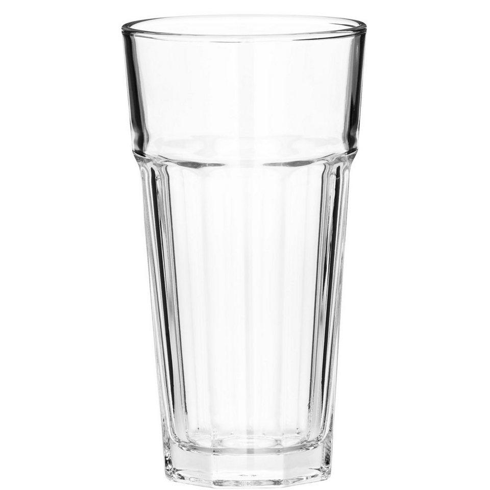 BUTLERS GIBRALTAR »Glas 4« in transparent