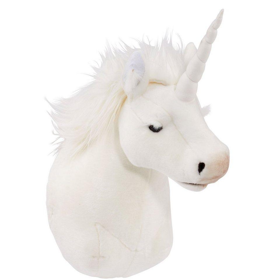BUTLERS HALALI »Einhornkopf groß« in Weiß
