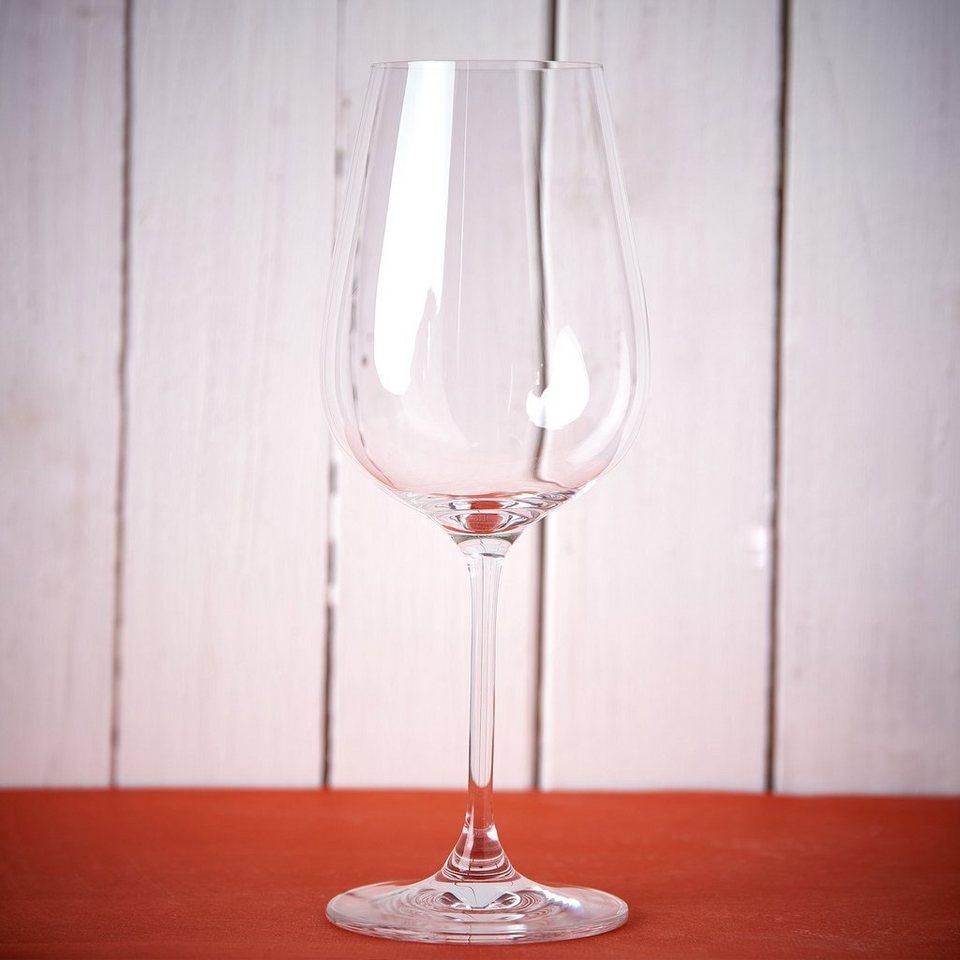 BUTLERS SANTÉ »Weißweinglas« in transparent