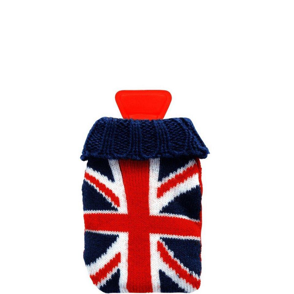 BUTLERS HOT HANDS »Handwärmer Union Jack« in blau