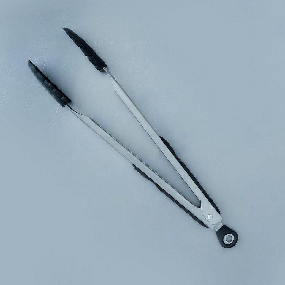 BUTLERS MENUETT »Multi-Zange« in silber-schwarz