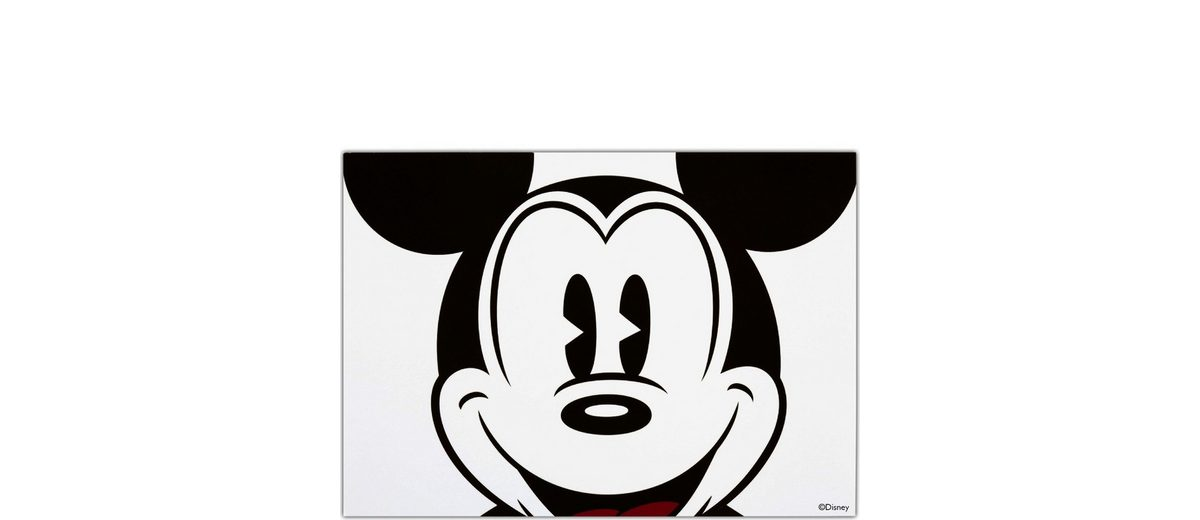 BUTLERS CARD »Postkarte Mickey-Kopf«