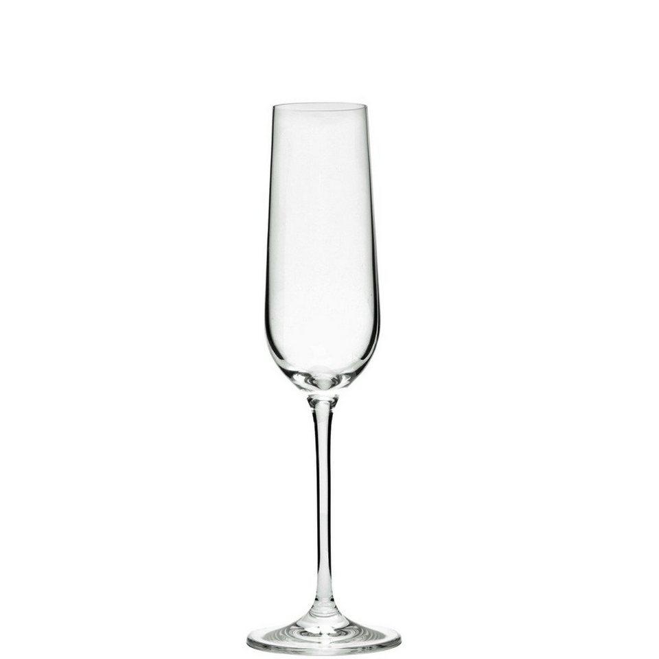 BUTLERS SANTÉ »Champagnerflöte« in transparent