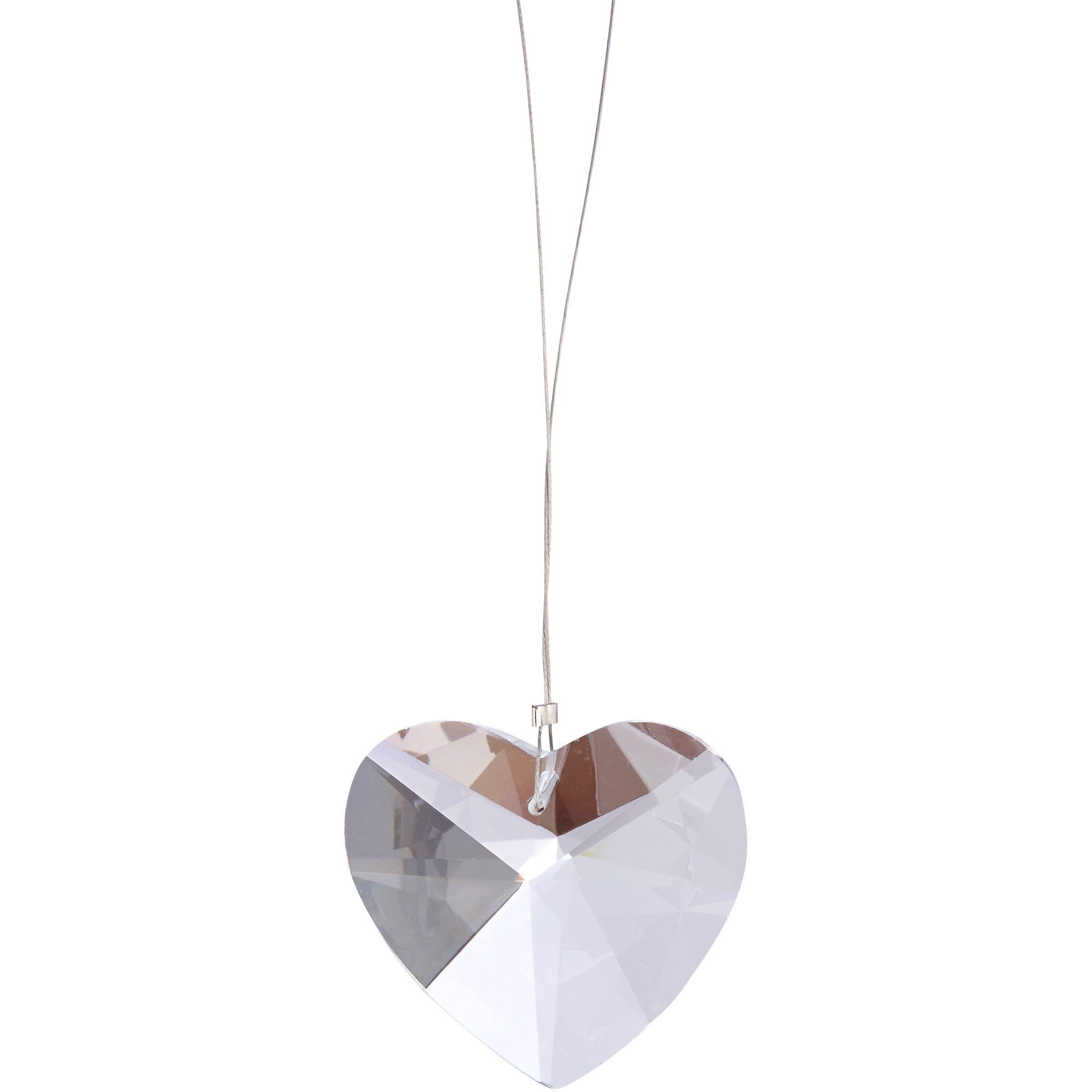 BUTLERS MONBIJOU »Anhänger Kristall-Herz«