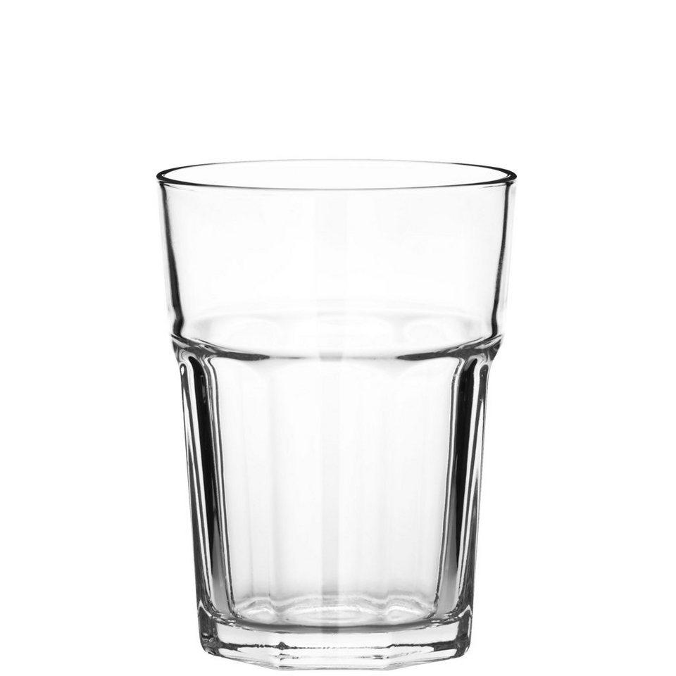 BUTLERS GIBRALTAR »Glas 2« in transparent