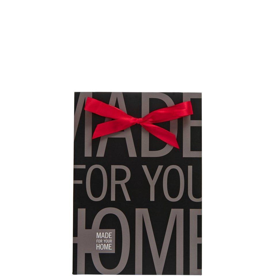 BUTLERS PRESENT »Geschenktüte klein« in schwarz