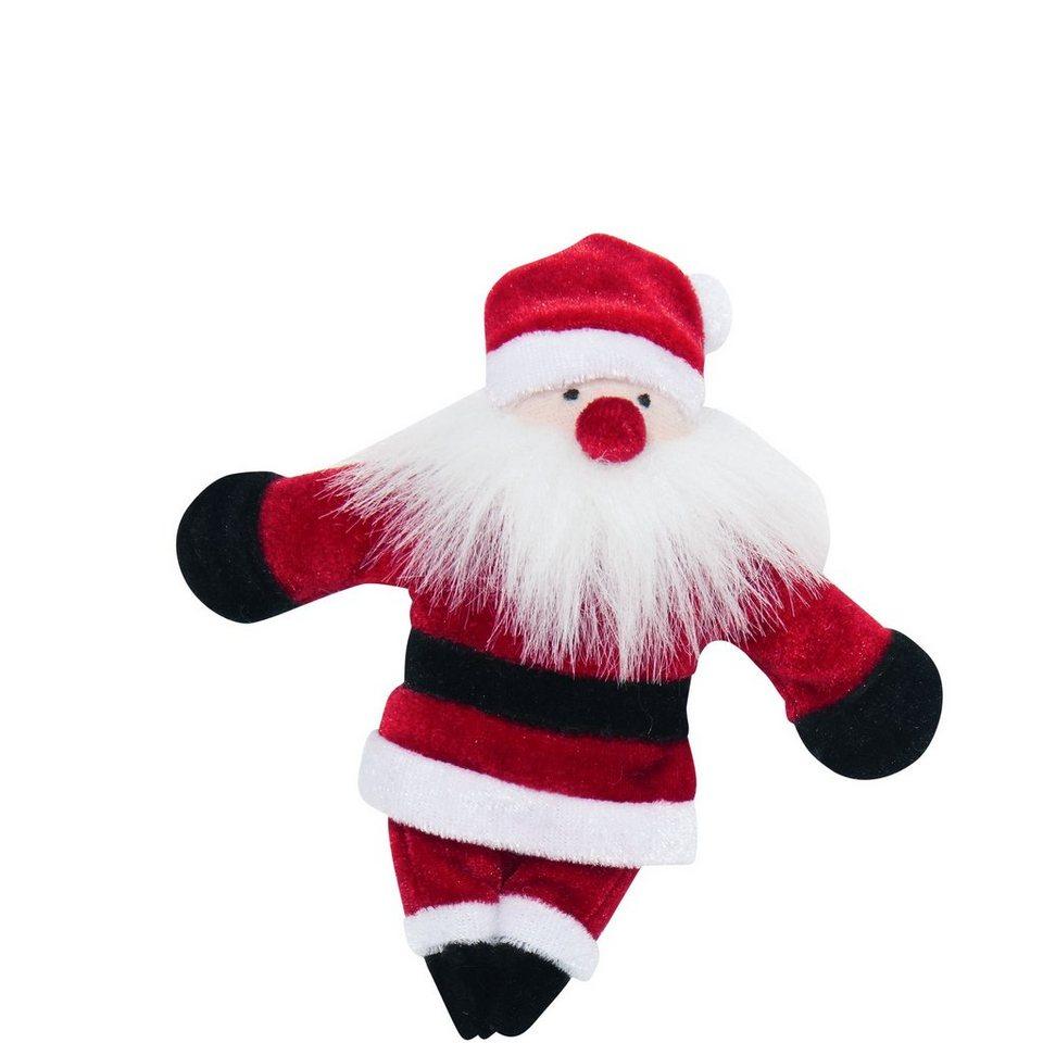 BUTLERS FREECLIMBER »Magnetfigur Santa« in rot