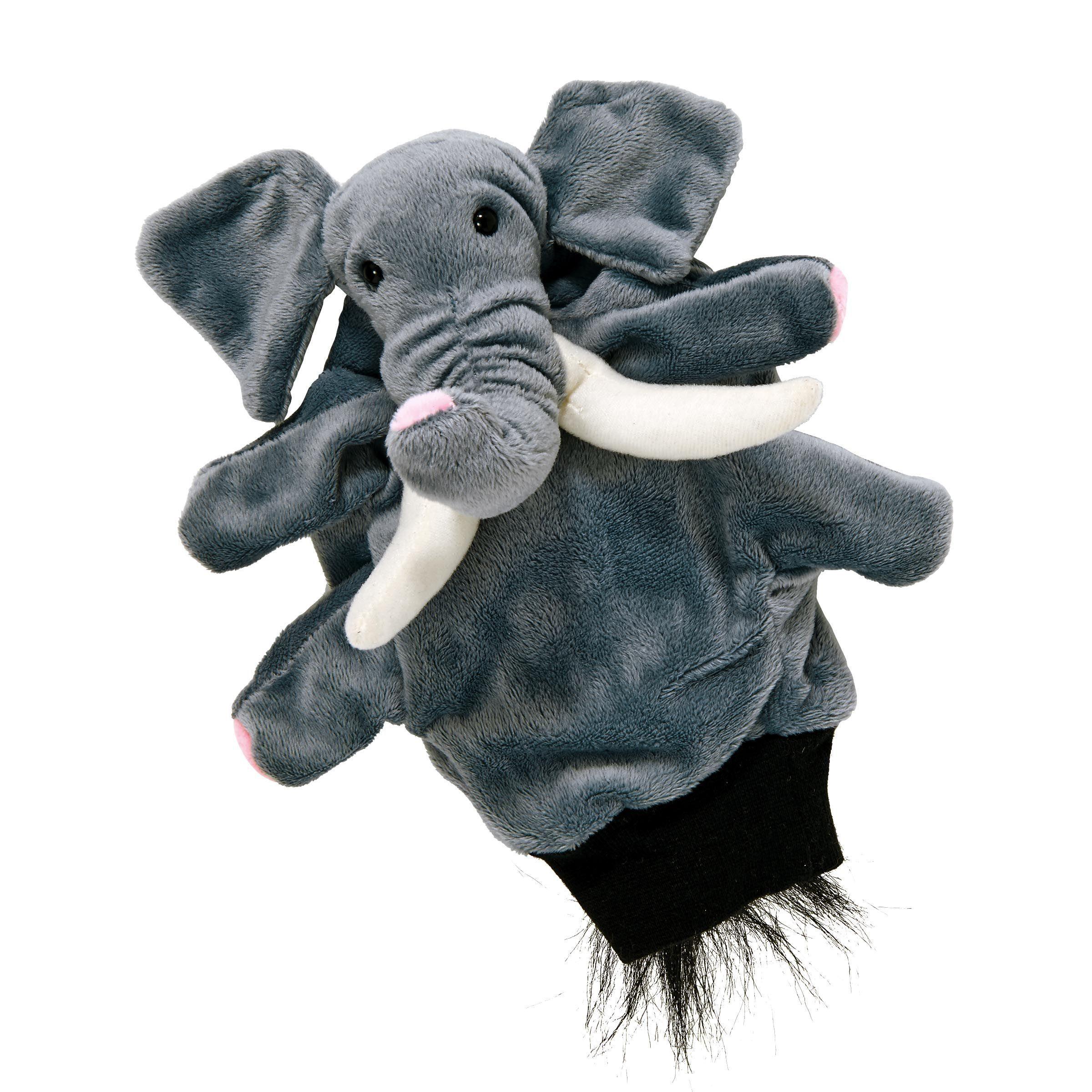 BUTLERS WILD GUYS »Handpuppe Elefant«