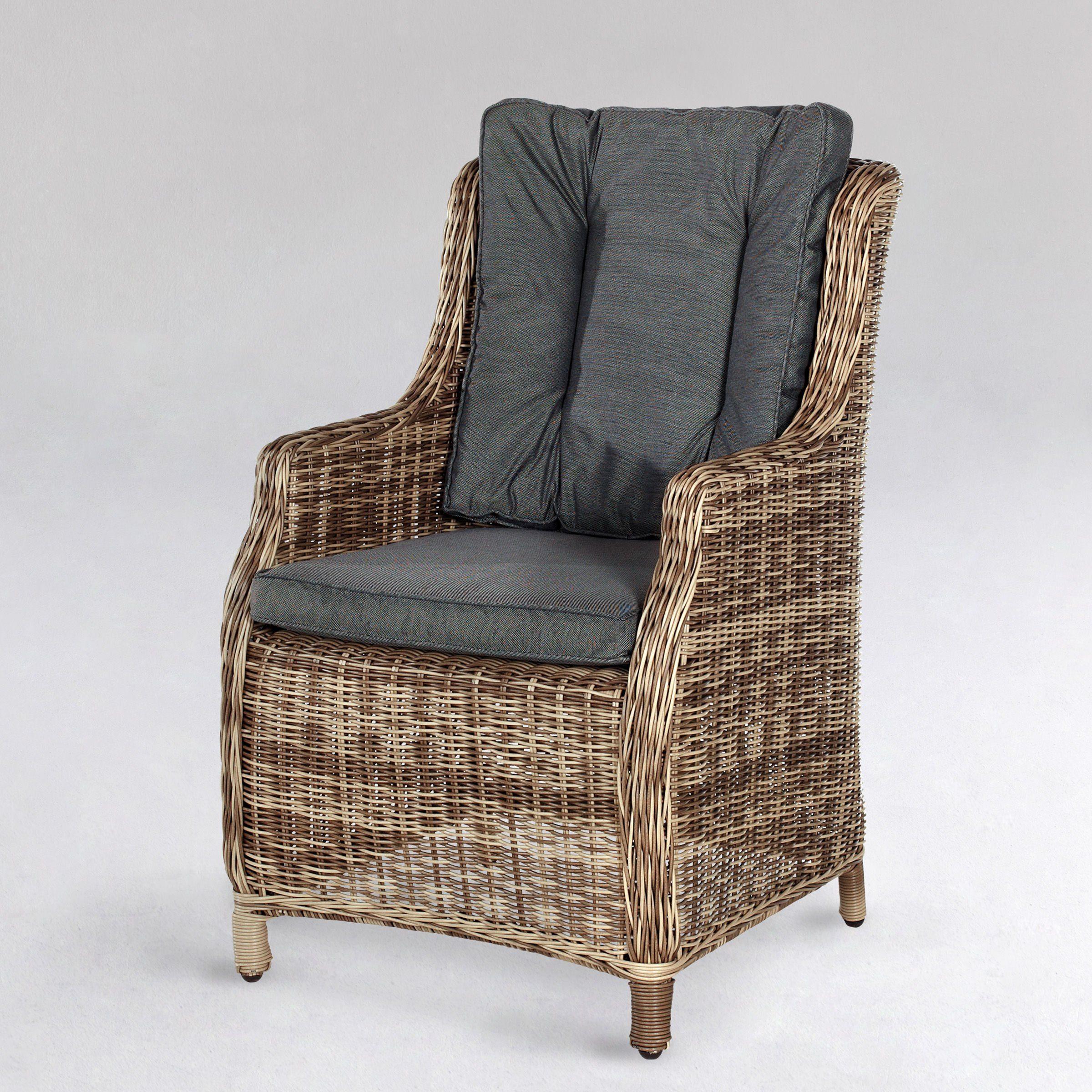 BUTLERS GRANNY »Sessel mit Sitz- und Rückenkissen«