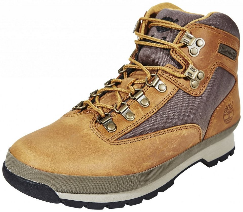Timberland Kletterschuh »Euro Hiker F/L Shoes Men« in braun