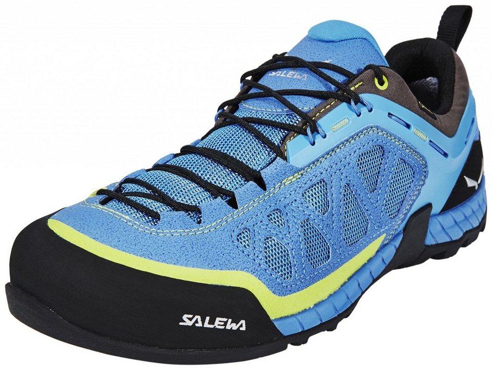 Salewa Kletterschuh »Firetail 3 GTX Approach Shoes Men« in blau