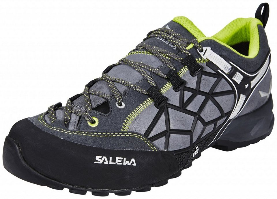 Salewa Kletterschuh »Wildfire Pro Approach Shoes Unisex« in oliv