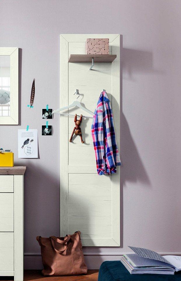 set one by musterring garderobenpaneel york typ 10 pino aurelio online kaufen otto. Black Bedroom Furniture Sets. Home Design Ideas