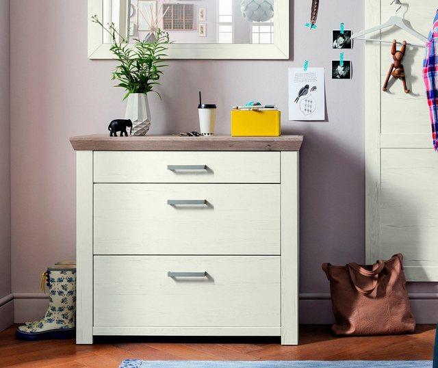 Schuhschränke und Kommoden - set one by Musterring Schuhschrank »york« Typ 15, im Landhaus Stil  - Onlineshop OTTO