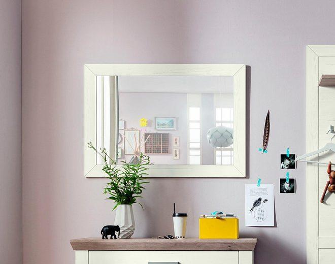 set one by musterring wandspiegel york pino aurelio gerahmt online kaufen otto. Black Bedroom Furniture Sets. Home Design Ideas