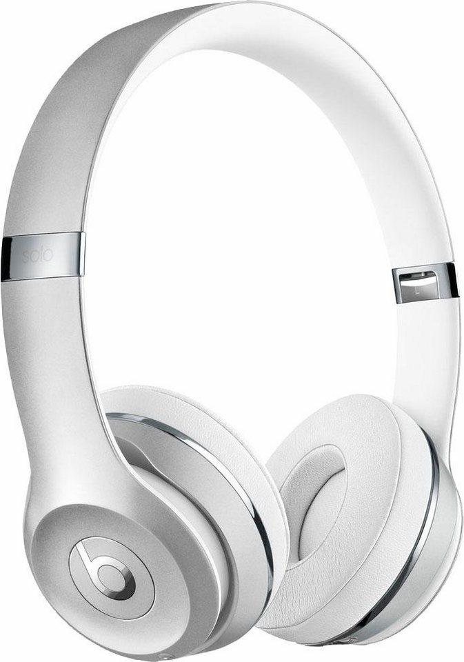 Beats by Dr. Dre Beats Solo3 Wireless On-Ear-Kopfhörer in silberfarben