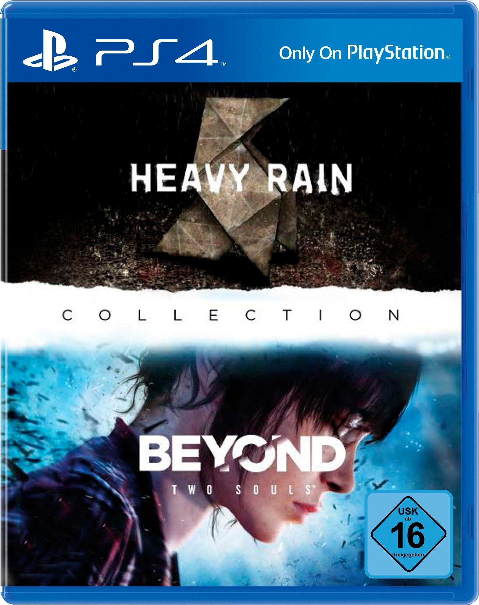 The Heavy Rain und Beyond: Two Souls Collection PlayStation 4
