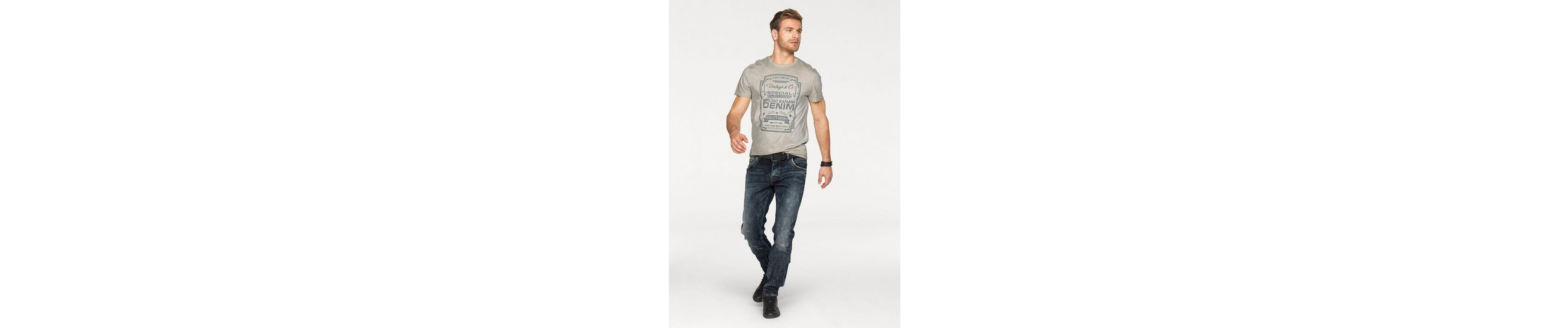 Bruno Banani T-Shirt, washed-out