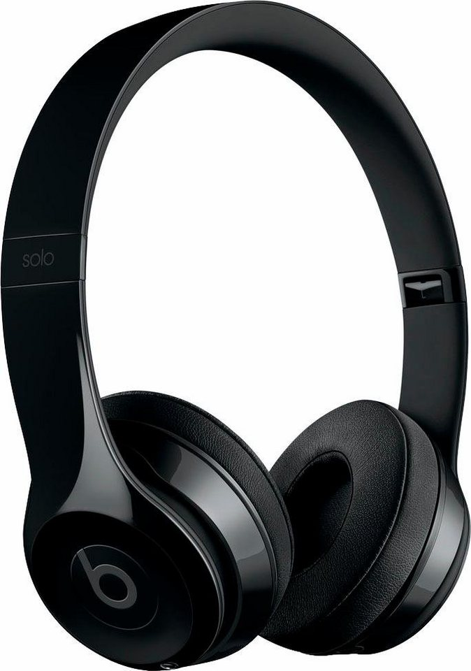 beats by dr dre beats solo 3 wireless on ear kopfh rer. Black Bedroom Furniture Sets. Home Design Ideas
