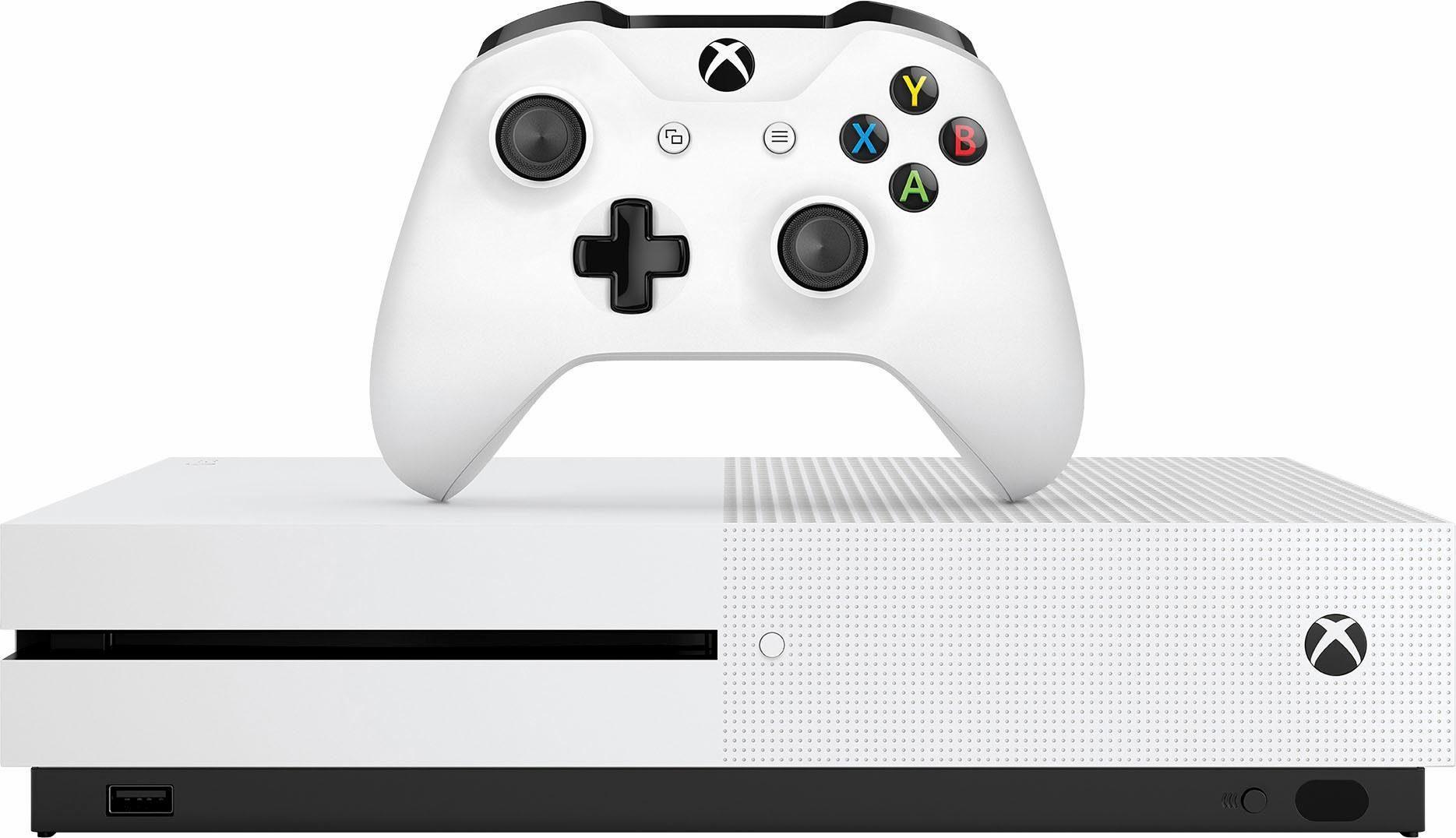 Xbox One S 1TB, 4K Ultra HD