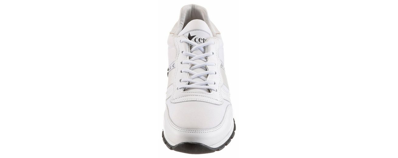 Lux Verzierung Sneaker Cetti Cetti Lux Logo mit seitlicher ZqEpgp