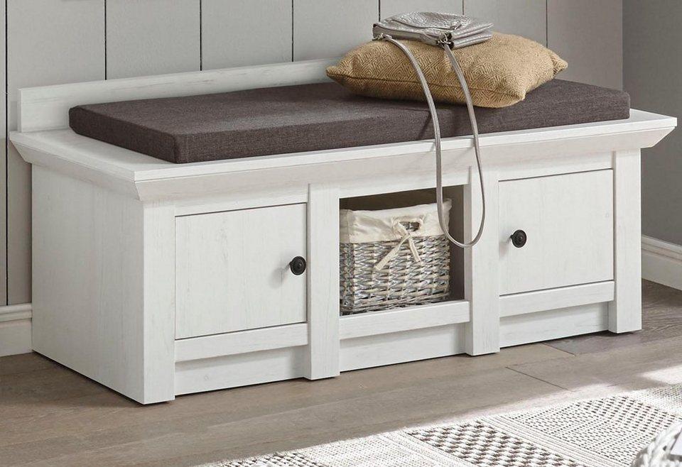 home affaire garderobenbank california inklusive. Black Bedroom Furniture Sets. Home Design Ideas
