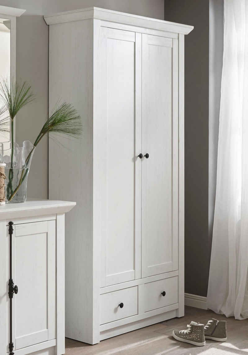 Home affaire Garderobenschrank California» aus FSC-zertifiziertem Holzwerkstoff