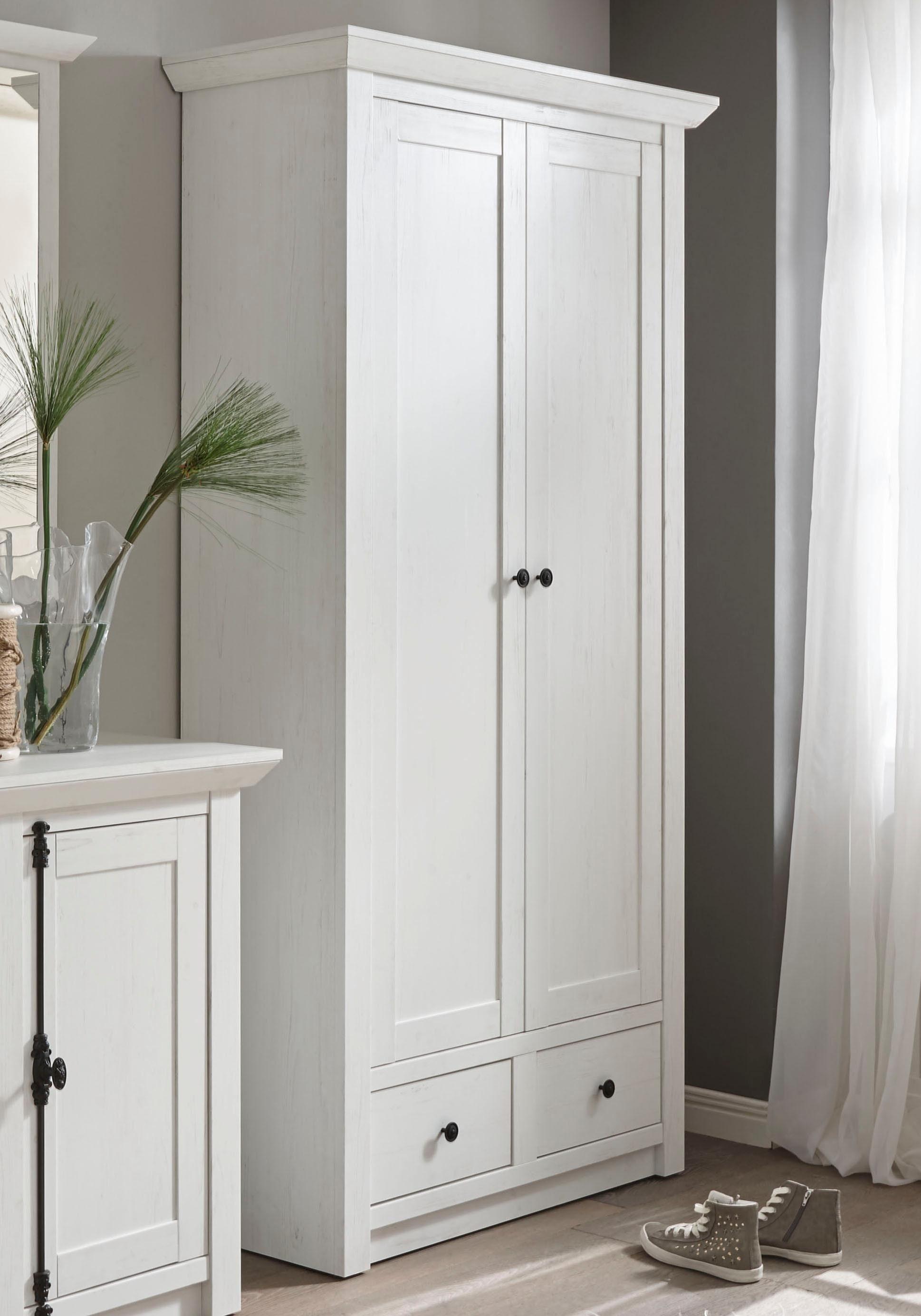 Home affaire Garderobenschrank «California» aus FSC-zertifiziertem Holzwerkstoff