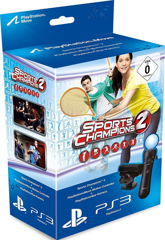 Sony PlayStation 3 Spiel »Sports Champion 2 Move (Bundle)«