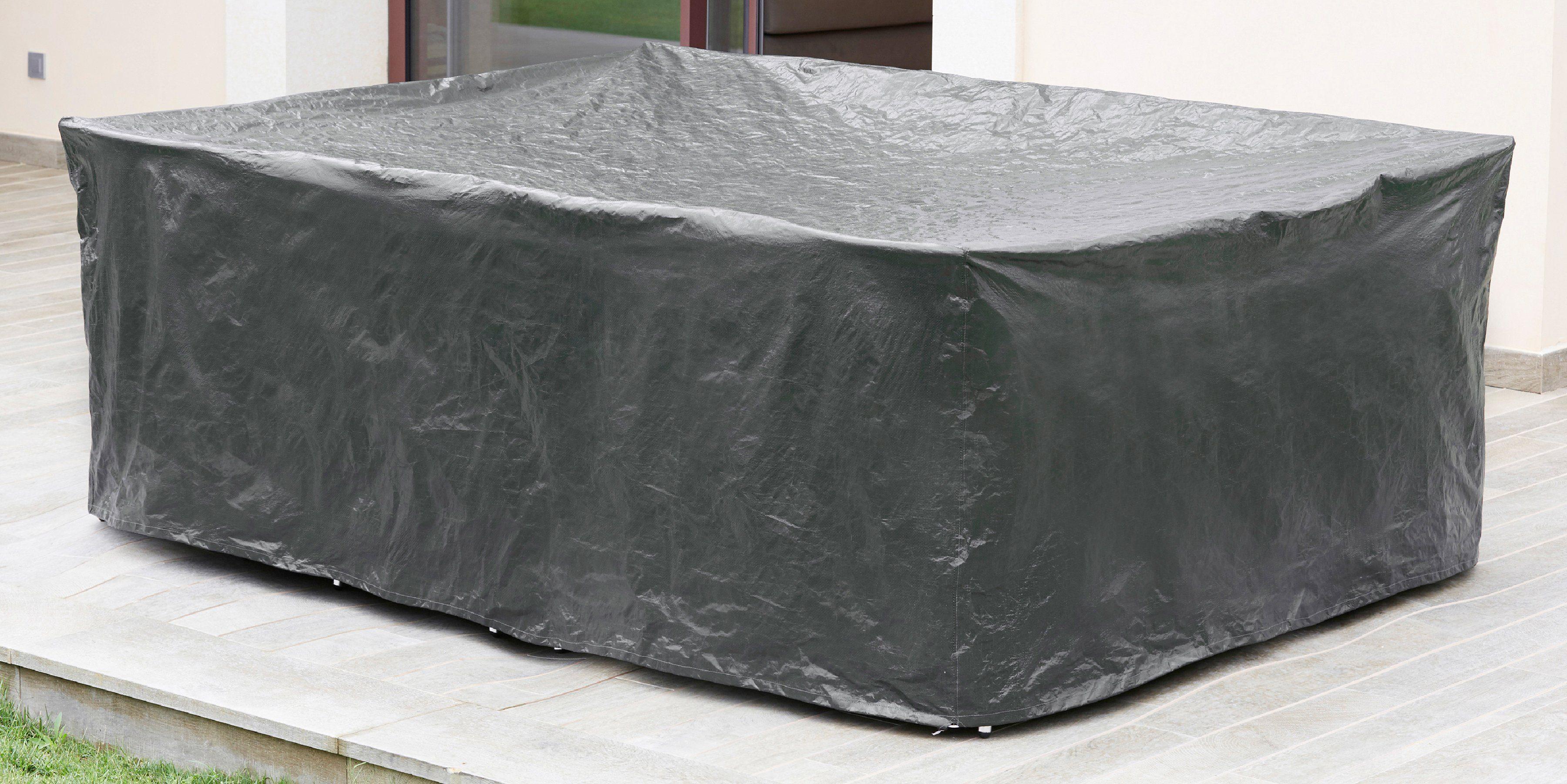 KONIFERA Schutzhülle »Tahiti«, Loungebett, (L/B/H) 190x181x77 cm