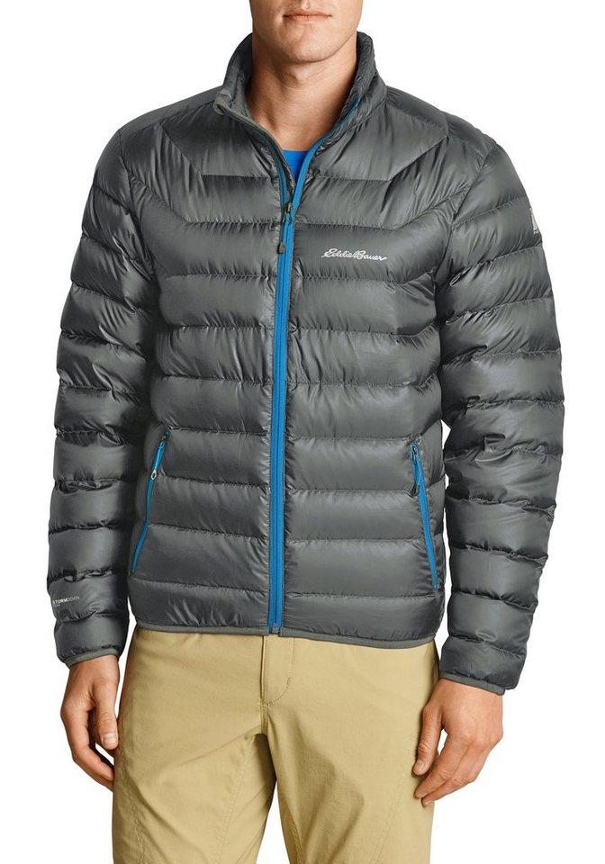 Eddie Bauer First Ascent® Downlight StormDown® Jacke in Grau