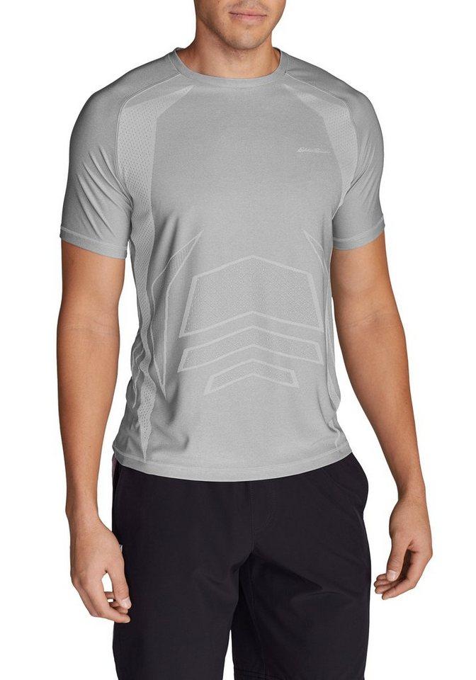 Eddie Bauer Resolution Pro Kurzarm-T-Shirt in Grau