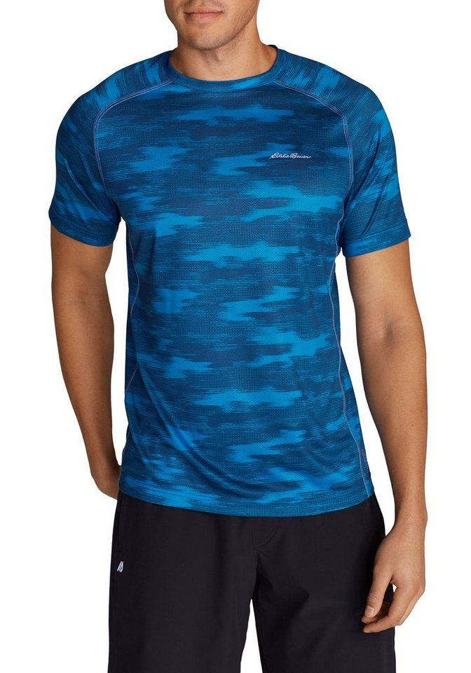 Eddie Bauer Resolution Mesh T-Shirt in Blau