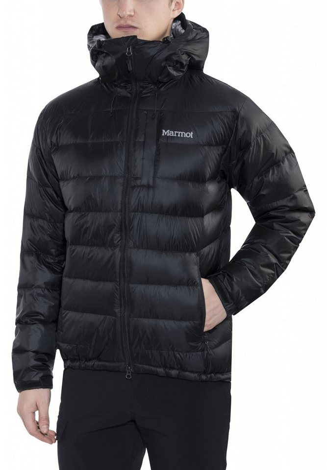 Marmot Outdoorjacke »Ama Dablam Jacket Men« in schwarz