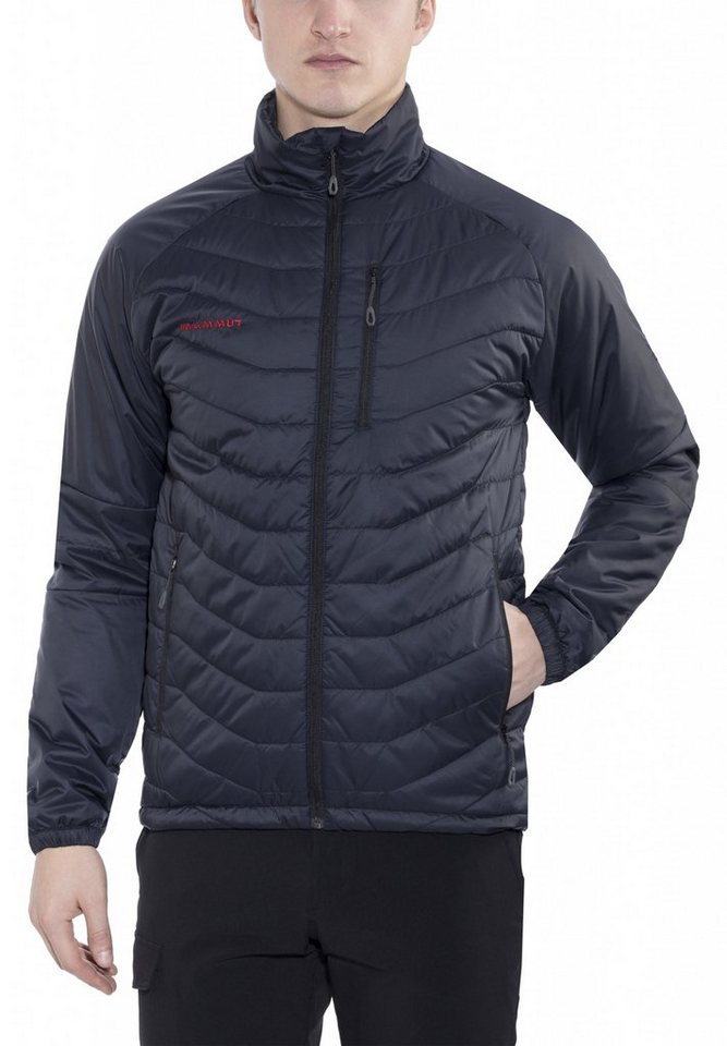 Mammut Outdoorjacke »Rime Tour IS Jacket Men« in schwarz