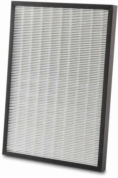 De'Longhi Kombifilter AC 230, Zubehör für DeLonghi AC 230, EPA- und Aktivkohlefilter und einem TiO und UV Filter