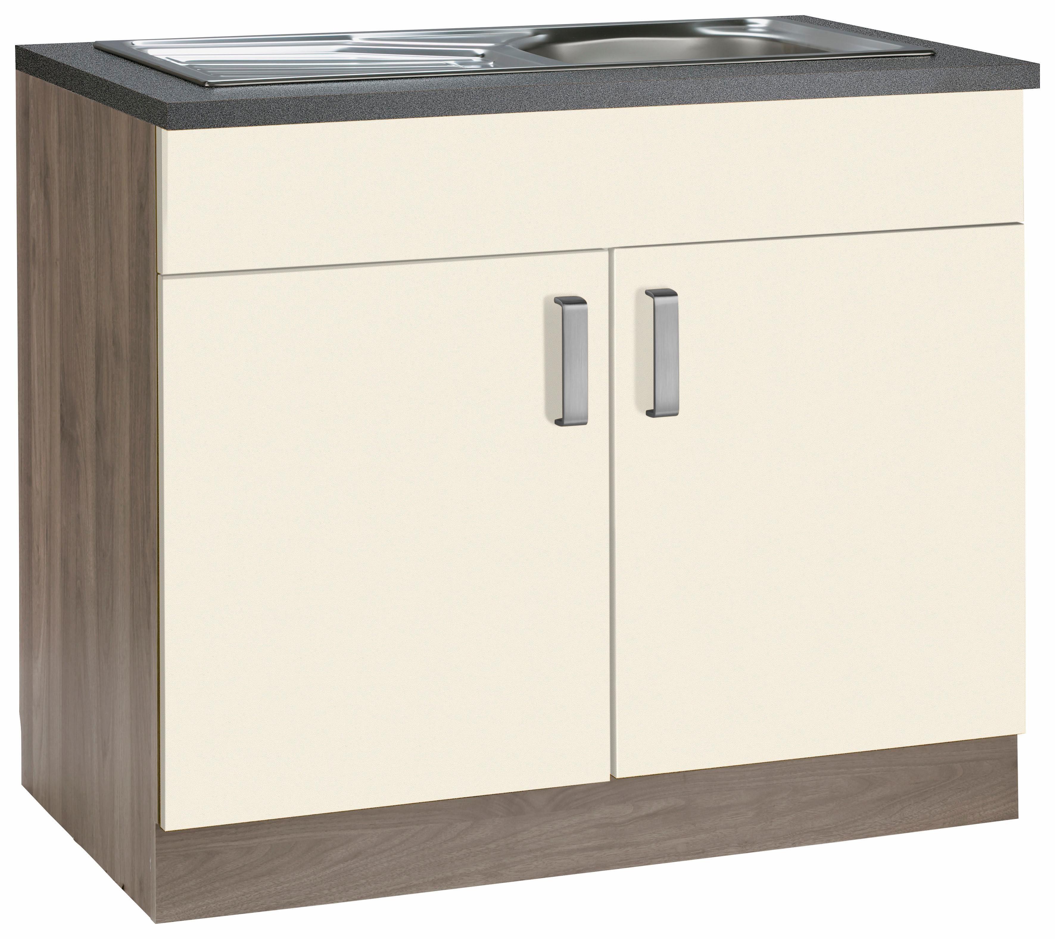 sp lenunterschrank 100 cm breit rc55 hitoiro. Black Bedroom Furniture Sets. Home Design Ideas